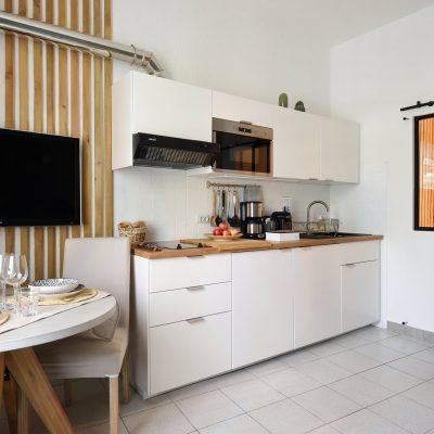 Appartement rénové avec cuisine tout équipé à Pertuis