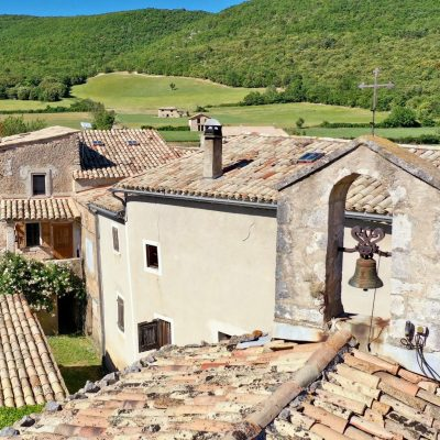 Maison authentique Haute Provence - Simiane-la-Rotonde - Vue extérieure
